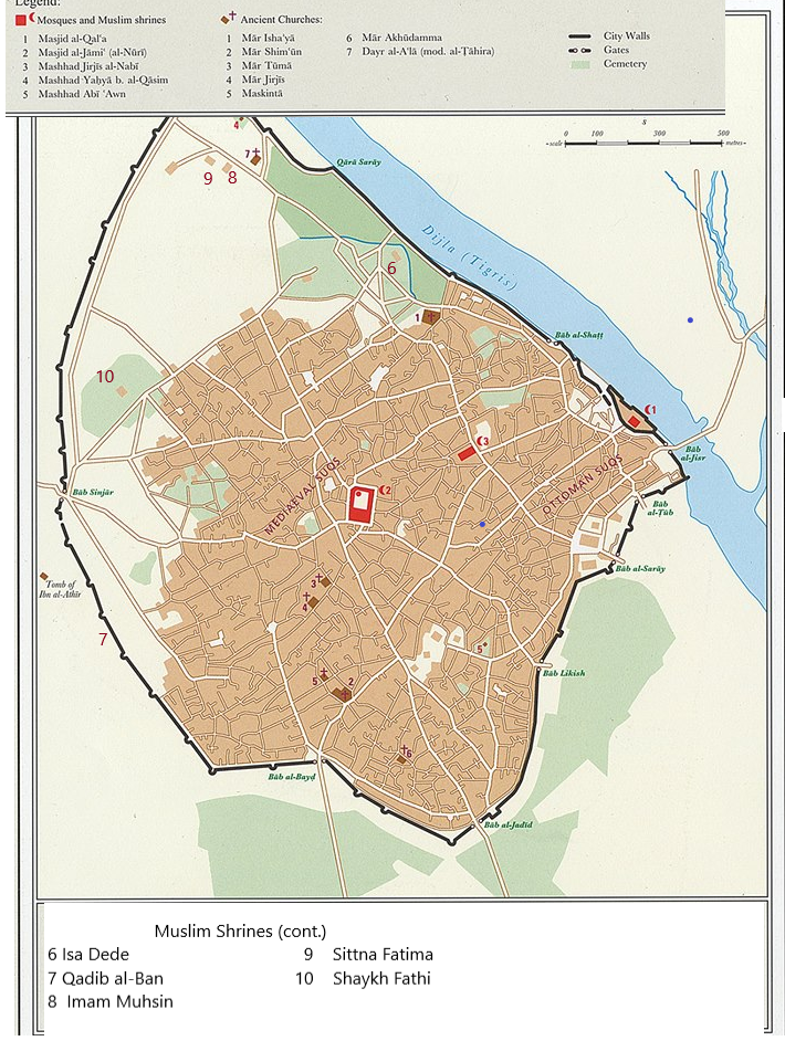 Medieval Mosul
